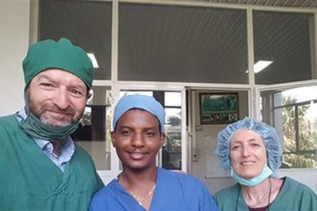 Hadassah Hospital joins fight against infectious diseases in Ethiopia